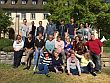 Festliche Absolventenfeier Altenpflegehilfe und Altenpflege im Kloster Lorch und neuer Ausbildungsbeginn